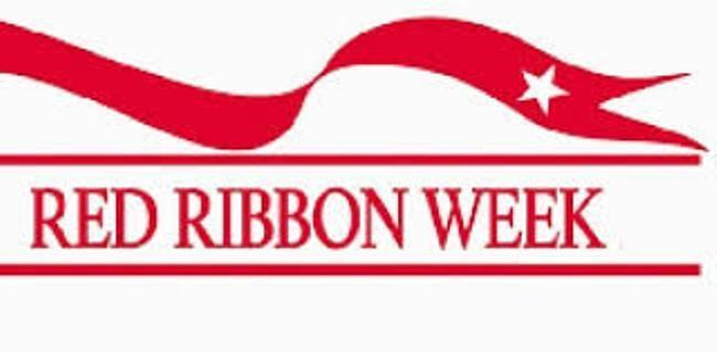 Red Ribbon week at the Elementary October 22-26