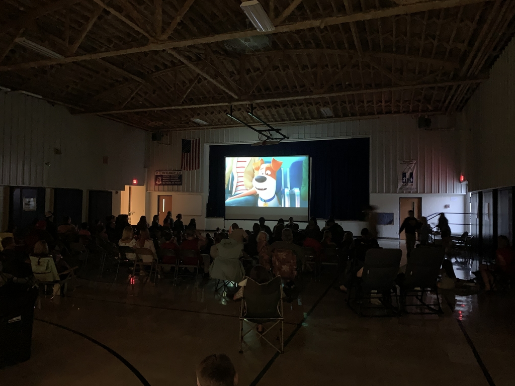 """Back to School Bash"" and Family Movie Night were a success!"