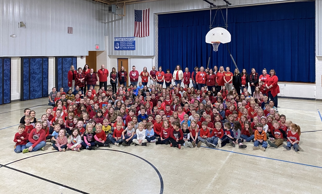St. Elmo Elementary supports the Vandalia Community...
